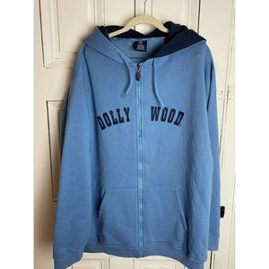 Kenpo Spellout Dollywood Heavy Full Zip Hoodie XXL